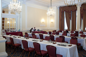 Playing room, Majestic Hotel, Harrogate