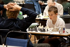 Leek Chess Congress, September 2011.